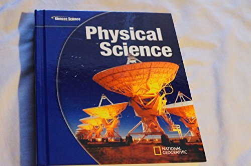 9780078600500: Glencoe Physical Science: Teachers Wraparound Edition
