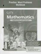 9780078600876: Mathematics: Applications and Concepts, Course 1, Practice: Word Problems Workbook