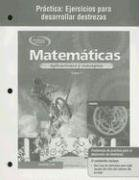 9780078600920: Mathematics: Applications and Concepts, Course 1, Spanish Practice Skills Workbook