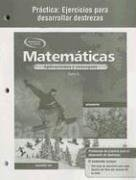 9780078601354: Mathematics: Applications and Concepts, Course 2, Spanish Practice Skills Workbook