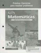 9780078601361: Mathematics: Applications and Concepts, Course 2, Spanish Practice: Word Problems Workbook
