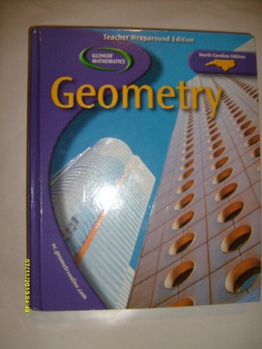 9780078601781: Geometry (Glencoe Mathematics)