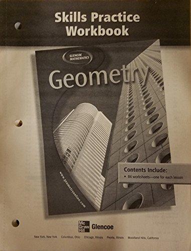 9780078601927: Glencoe Geometry, Skills Practice Workbook
