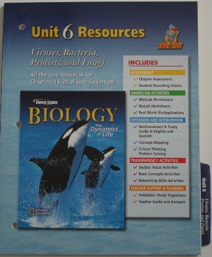 9780078602177: Bdol Unit 6 Fast File 04