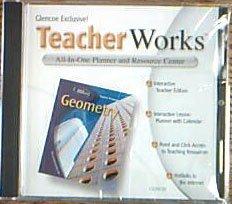 9780078602610: Glencoe Teacher Works Geometry CD-ROM (All-In-One Planner and Resource Center)