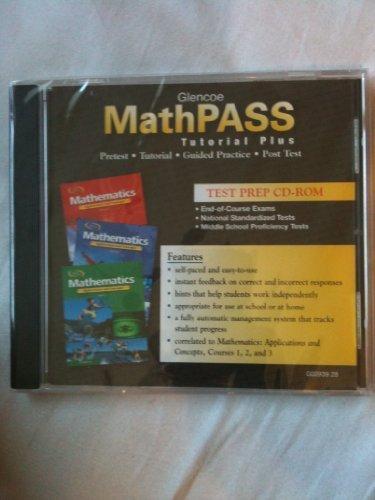 9780078602931: Math Pass