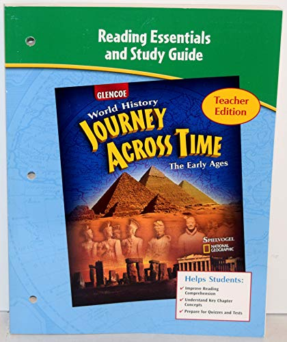 9780078603198: Reading Essentials and Study Guide for World History: Journey Across Time: The Early Ages