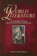 9780078603525: World Literature, 2nd Edition Student Edition softcover