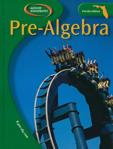 9780078603686: Pre-algebra, Florida Edition