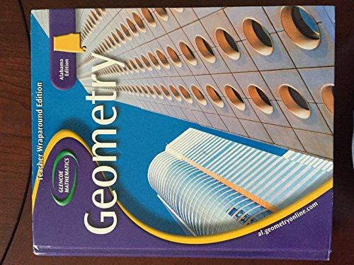 9780078603815: Geometry Alabama Teacher Wraparound Edition