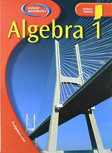 9780078603914: Glencoe Algebra 1
