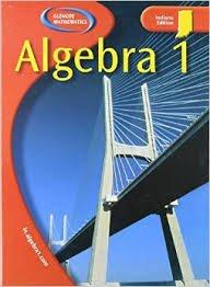 9780078603945: Glencoe Mathematics: Algebra 1, Teacher Wraparound Edition