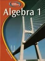 9780078603976: Glencoe Algebra 1,  Teacher's Edition