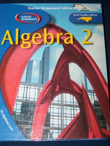 9780078604140: Algebra 2 [Hardcover] by