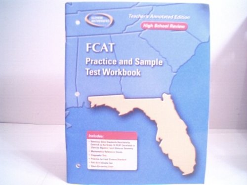 9780078604164: FCAT Practice and Sample Test Workbook