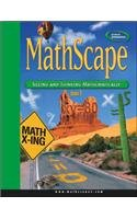 9780078604683: MathScape: Seeing and Thinking Mathematically, Course 3, (Glencoe Mathematics) (CREATIVE PUB: MATHSCAPE)
