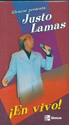 9780078605659: Justo Lamas Ien Vivo! Music Video (VHS)
