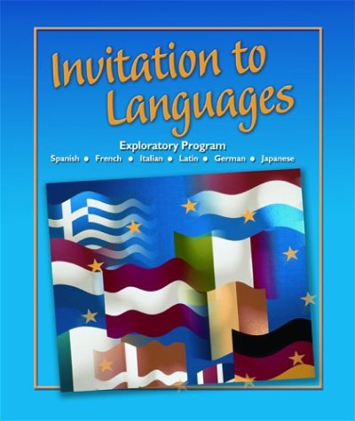 9780078605789: Invitation to Languages Student Edition