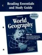 9780078606021: Glencoe World Geography, Reading Essentials & Study Guide, Student Edtion