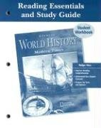 9780078606069: Glencoe World History Modern Times, Reading Essentials & Study Guide, Student Edition
