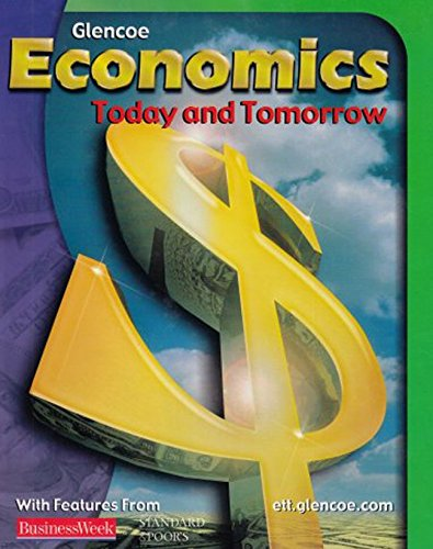 9780078606960: Economics: Today and Tomorrow, Student Edition