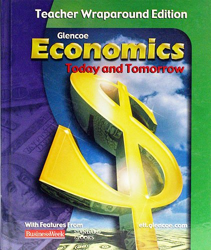 9780078606977: Economics Today and Tomorrow: Teachers Wraparound Edition