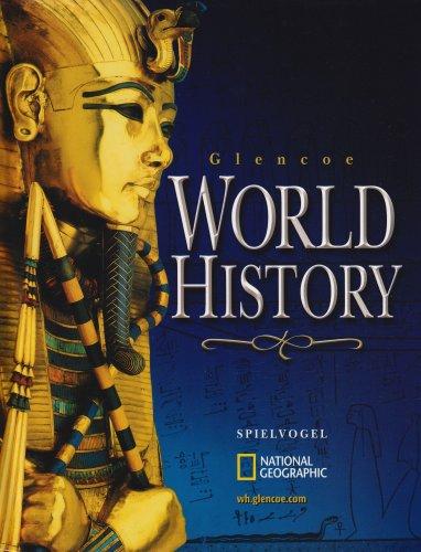 9780078607028: Glencoe World History