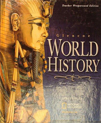 9780078607035: Glencoe World History: Teachers Wraparound Edition