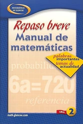 9780078607530: Quick Review Math Handbook: Hot Words, Hot Topics, Book 2, Spanish Student Edition (ELC: IMPACT MATH) (Spanish Edition)