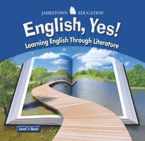 9780078608568: English, Yes! Level 1: Basic Audio CD (Learning English Through Literature)