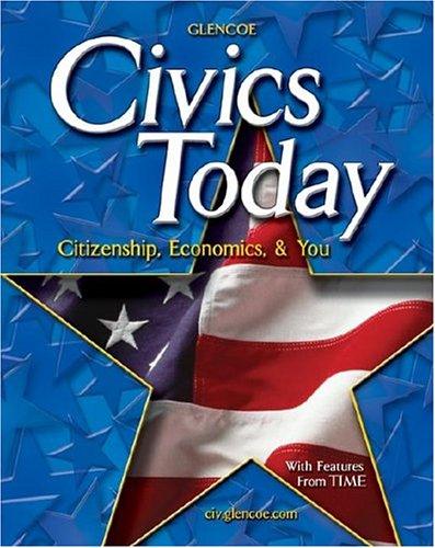 Civics Today; Citizenship, Economics, and You, Student: Remy, Richard C.;