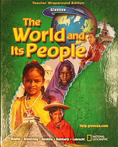 9780078609770: The World and Its People: Teacher's Wraparound Edition