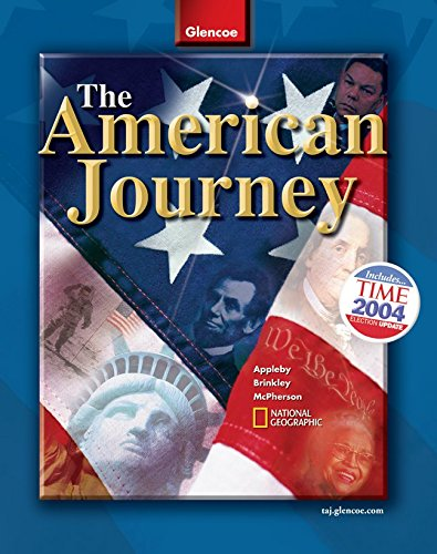 9780078609800: The American Journey, Student Edition