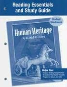 9780078609862: Human Heritage, Reading Essentials and Study Guide, SE