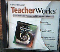 9780078610813: TeacherWorks CD-ROM (Advanced Mathematical Concepts Precalculus with Applications)