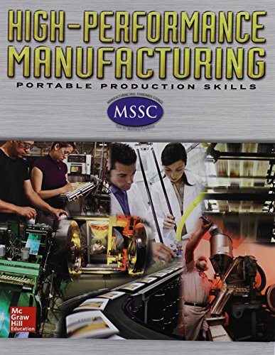 High-Performance Manufacturing, Manufacturing Applications