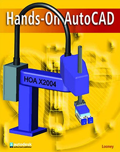 9780078612206: Hands-On AutoCAD, Student Edition