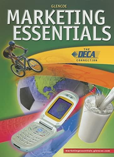 Glencoe Marketing Essentials: Grady Kimbrell; Carl