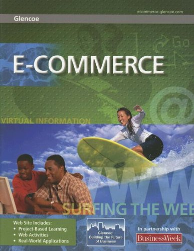 9780078613333: E-Commerce, Student Edition