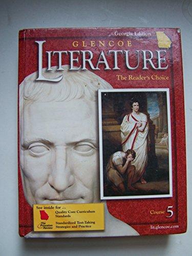 9780078613364: Glencoe Literature, Course 5