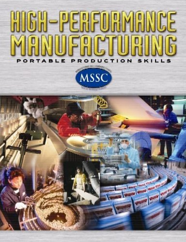 9780078614873: High-Performance Manufacturing, Softcover Student Edition
