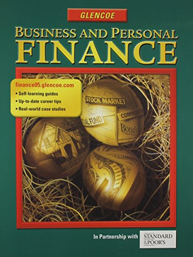 9780078614880: Business and Personal Finance, Student Edition