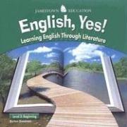 9780078615085: English, Yes! Level 3: Beginning Audio CD (Jamestown Education: English, Yes!)