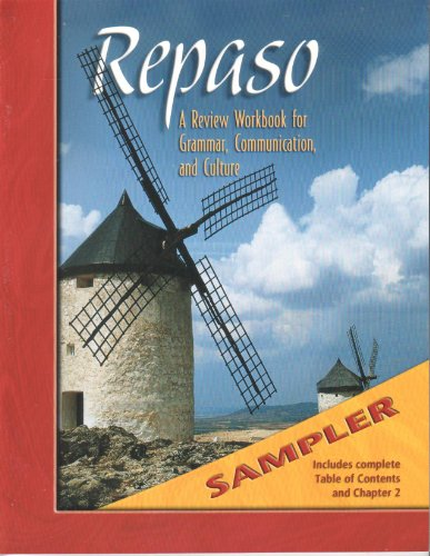 9780078616303: Repaso Sample Chapter