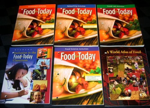 9780078616495: FOOD FOR TODAY, Teaching and Learning Resources Package (Food for Today)