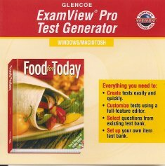 9780078616570: Examview Pro Test Generator Food for Today
