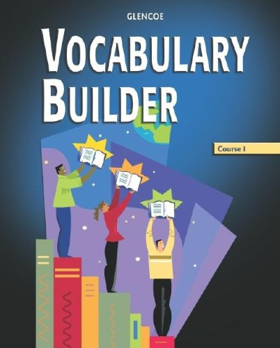 9780078616600: Vocabulary Builder, Course 1 (Glencoe Vocabulary Builder)