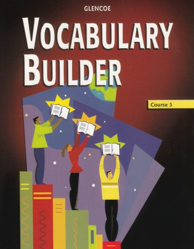9780078616686: Vocabulary Builder, Course 5, Student Edition