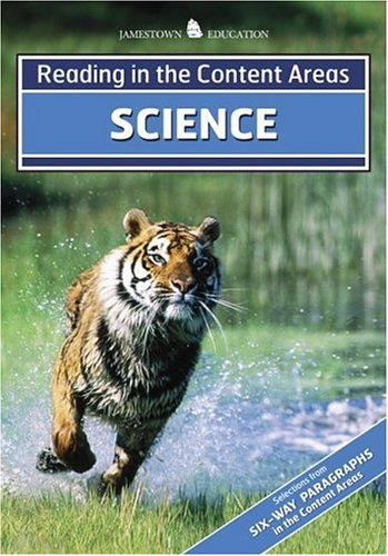 Reading in the Content Areas: Science (Jamestown Education)