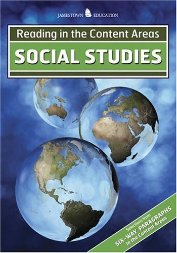 9780078617089: Reading in the Content Areas: Social Studies (NTC: JT: CONTENT AREA READING)